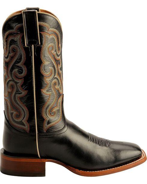 Nocona Men's Western Boots, Black, hi-res