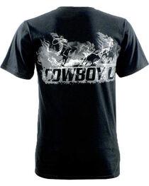 Cowboy Up Men's Team Roper Graphic Tee, , hi-res