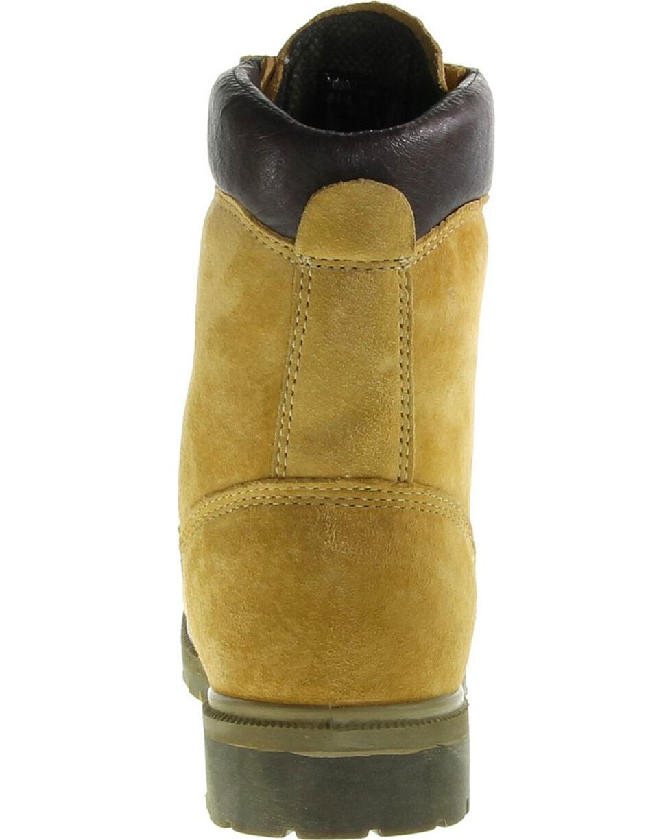 "Wolverine Men's Waterproof Insulated 8"" Work Boots, Gold, hi-res"