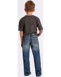 Rock & Roll Cowboy Boy's BB Gun Boot Cut Jeans, , hi-res