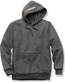 Timberland PRO Men's Grey Double Duty Hooded Pullover , , hi-res