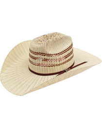 Twister Bangora 3-Tone Cattleman Cowboy Hat, , hi-res