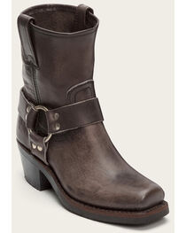 Frye Women's Harness 8R Boots - Square Toe , , hi-res