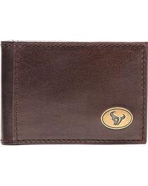 Jack Mason Men's Houston Legacy Flip Bifold Wallet , , hi-res