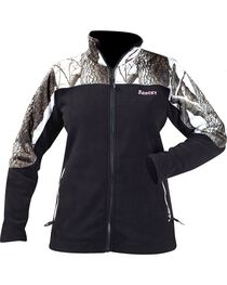 Rocky Women's Realtree Camo Fleece Jacket, , hi-res