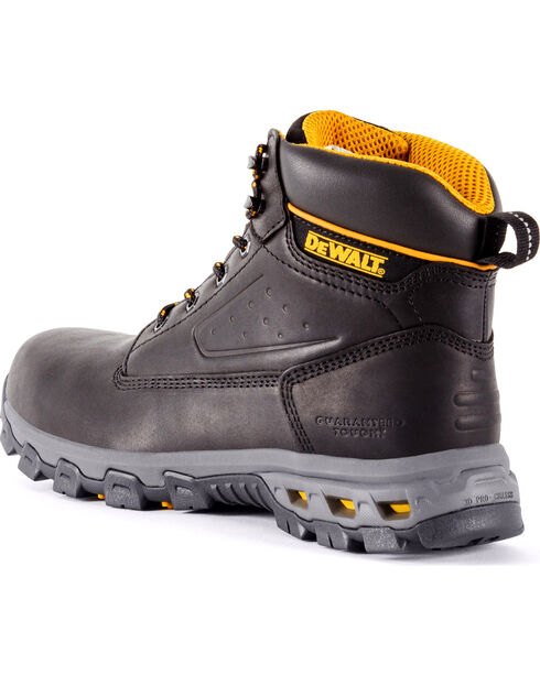 DeWalt Men's Halogen Hybrid Work Boots - Aluminum Toe, Black, hi-res