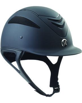 One K Defender Matte Helmet, Black, hi-res