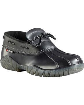 Baffin Men's Great Lake Series Ontario Waterproof Boots - Round Toe, Black, hi-res
