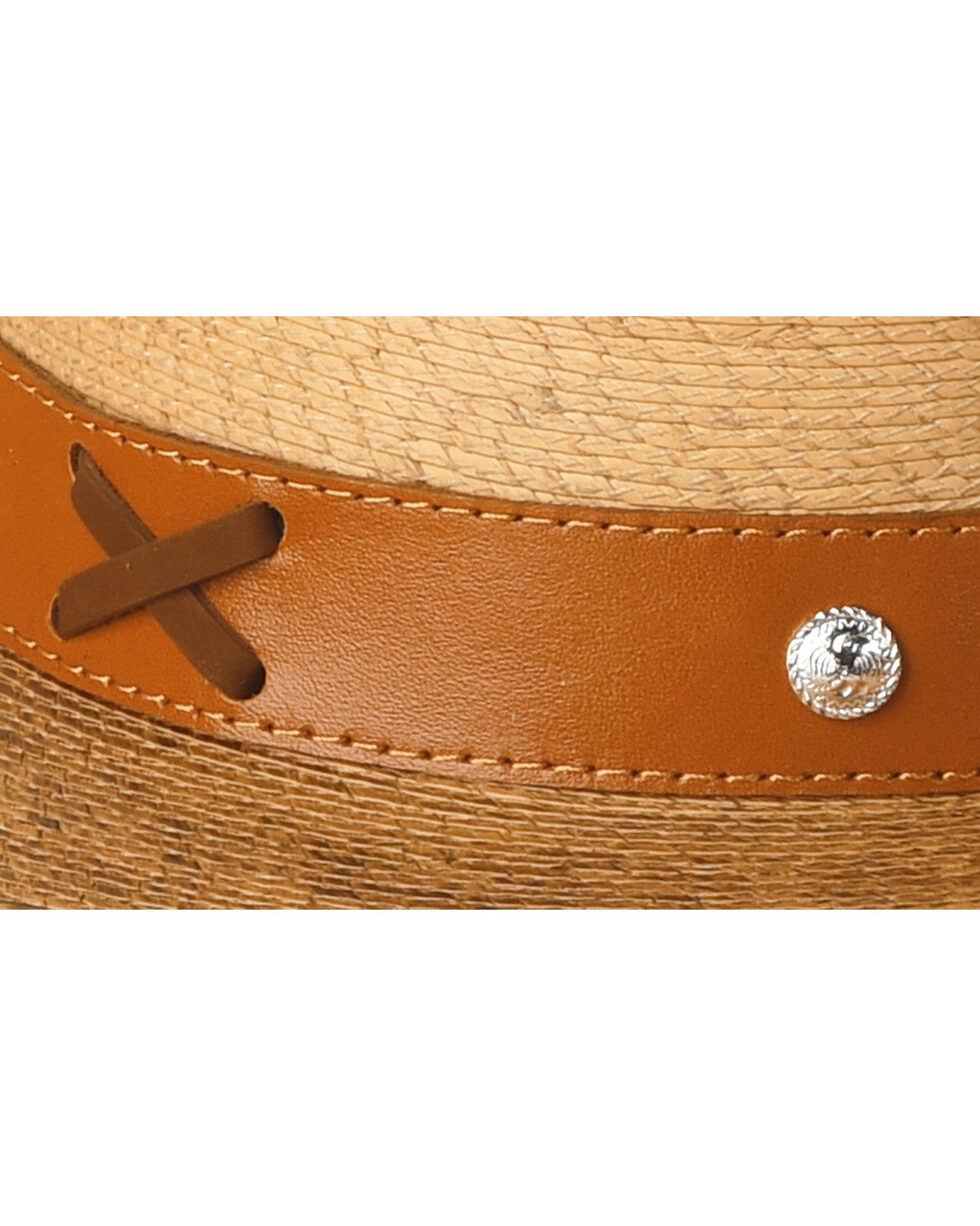 Stetson Tan Dunbar Straw Hat , Tan, hi-res