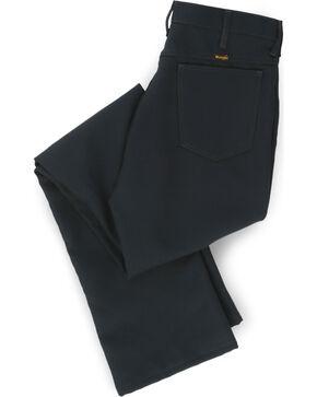 Wrangler Men's Wrancher Dress Jeans, Dark Green, hi-res