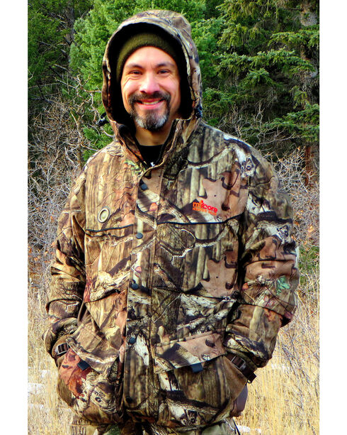 My Core Gear Mossy Oak Camo My Core Control Heated Parka, Mossy Oak, hi-res