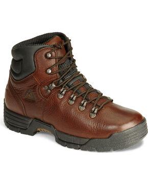 Rocky Men's Mobilite Work Boots, Brown, hi-res