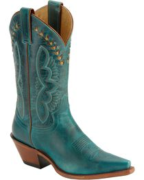 Justin Women's Torino Fashion Western Boots, , hi-res