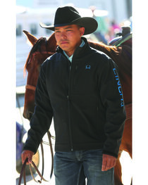 Cinch Men's Bonded Softshell Jacket, , hi-res