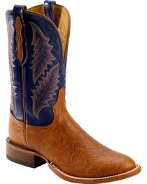 Tony Lama Men's Round Toe Shrunken Shoulder Square Toe Western Boots, , hi-res
