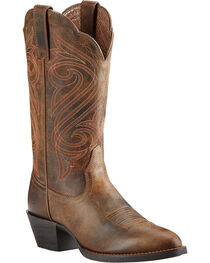 Ariat Women's Round Up Western Boots, , hi-res