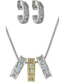 Montana Silversmiths A Path of Starlights Jewelry Set, , hi-res