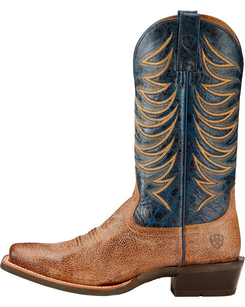 Ariat Men's Crosswire Performance Western Boots, Sand, hi-res