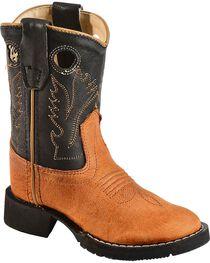 Jama Toddler's Comfort Wear Western Boots, , hi-res