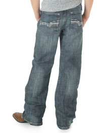 Wrangler Boys' (8-16) Indigo 20X NO. 42 Vintage Jeans - Boot Cut , , hi-res