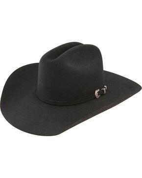 Resistol Challenger Fur Felt Hat, Black, hi-res
