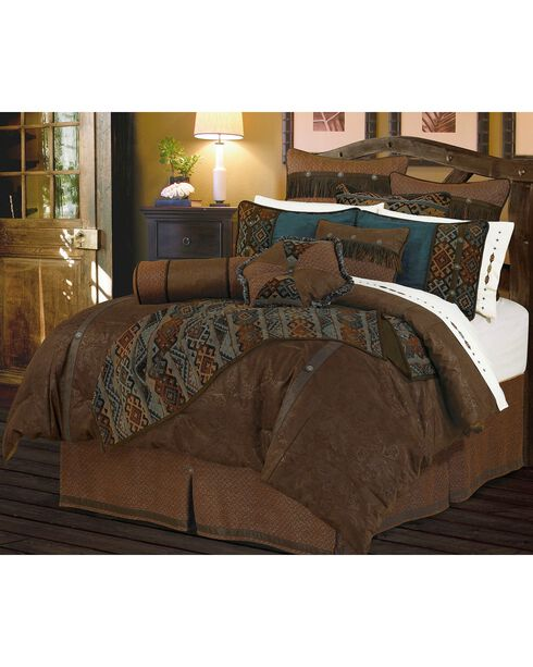 Del Rio Queen Bedding Set, Multi, hi-res