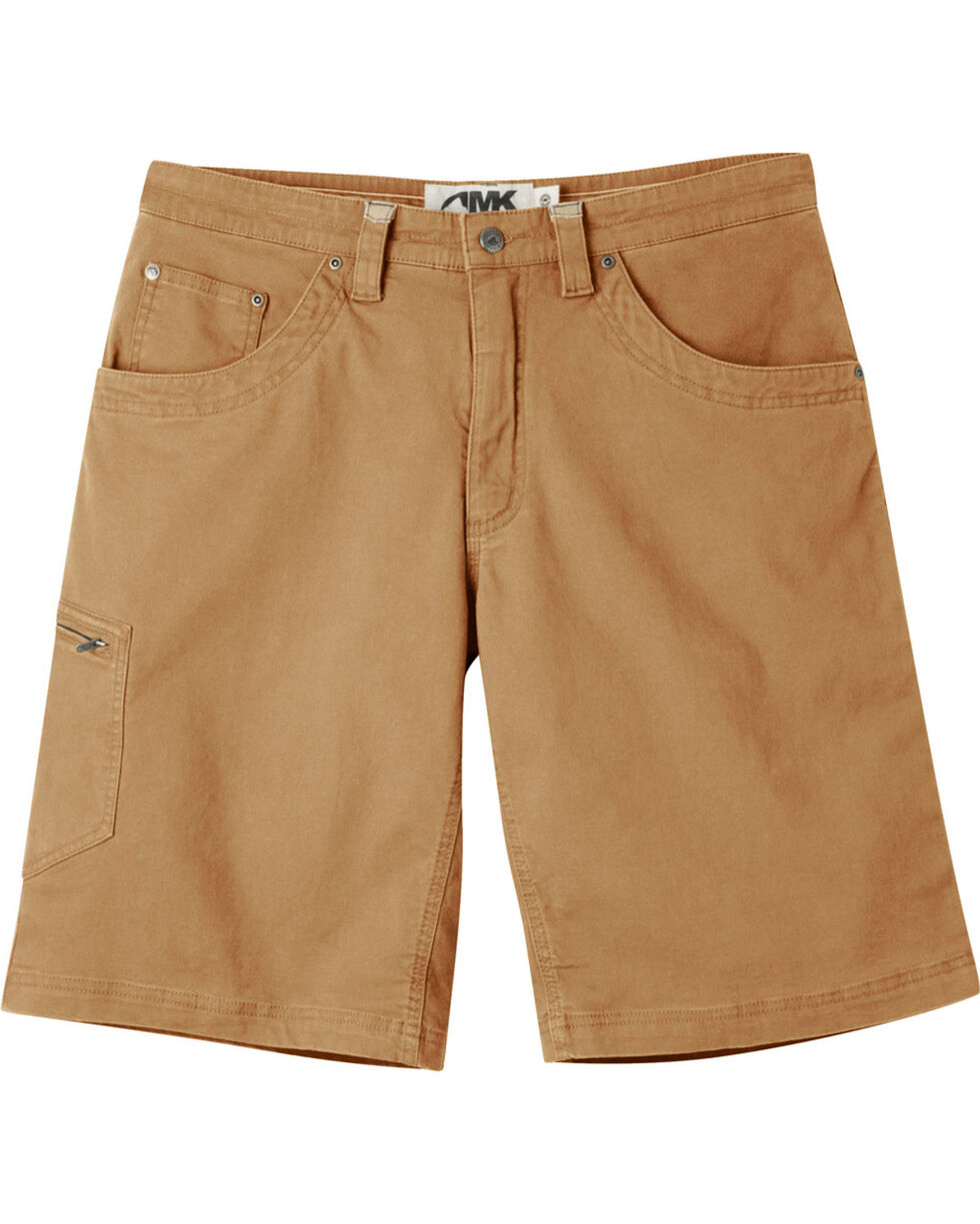 "Mountain Khakis Men's Classic Fit Camber 107 Shorts - 11"" Inseam, Tan, hi-res"