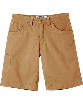 "Mountain Khakis Men's Classic Fit Camber 107 Shorts - 9"" Inseam, Tan, hi-res"