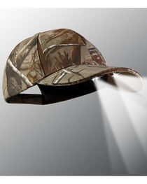 Panther Vision Men's RealTree Camo Lighted Powercap, , hi-res