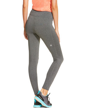 AriatTek Women's Circuit Leggings, Charcoal, hi-res