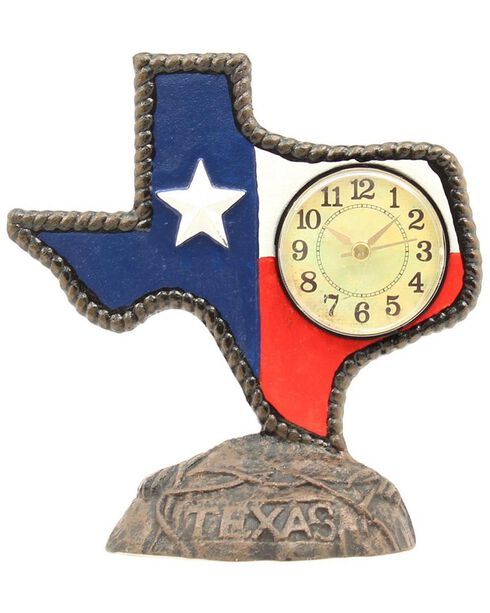 Texas Desk Clock, Multi, hi-res