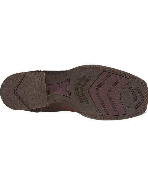 Ariat Men's Quickdraw Western Boots, Brown, hi-res