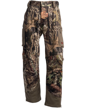 10X Mossy Oak Lock Down Scentrex Pants, Moss, hi-res