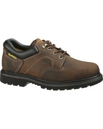 Caterpillar Ridgemont Lace-Up Oxford Work Shoes - Round Toe, , hi-res