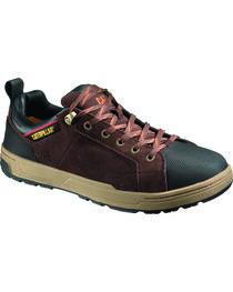 CAT Men's Brode Steel Toe Work Shoes, , hi-res