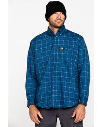 Wrangler 20X Men's Flame Resistant Long Sleeve Work Shirt, , hi-res