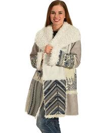 Johnny Was Biya Women's Rynek Suede Coat, , hi-res