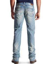 Ariat Men's M5 Low Rise Slim Straight Leg Jeans, , hi-res