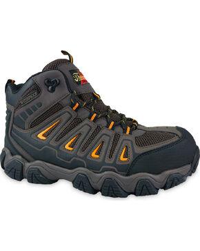 Thorogood Men's Waterproof Hiker Work Boot - Composite Toe, Brown, hi-res