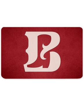 Boot Barn® Proud B eGift Card, No Color, hi-res