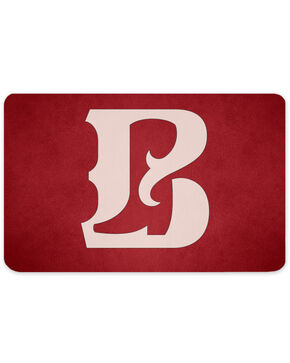 Boot Barn® Proud B Gift Card, No Color, hi-res