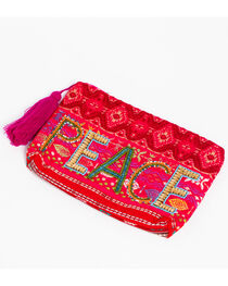 ále by Alessandra Women's PEACE of Cake Clutch , , hi-res
