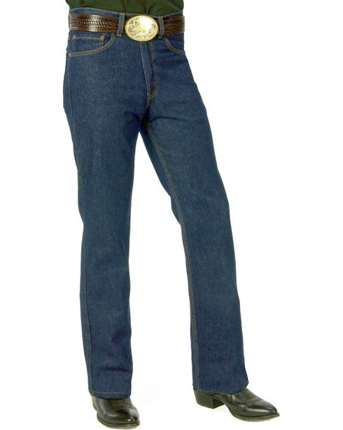 "Levis  Jeans 517 Boot Cut - Rinsed - Big. 44"" Waist, Rinsed, hi-res"