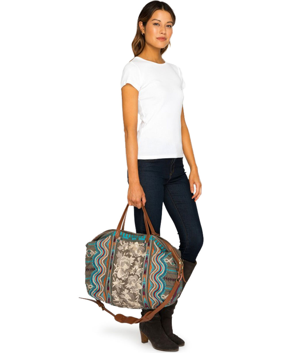Johnny Was Women's Yucatan Weekend Bag , , hi-res