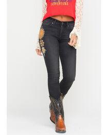 MM Vintage Women's Charlotte Skinny Jeans , , hi-res