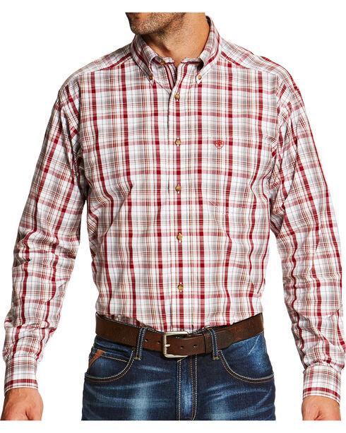 Ariat Men's Multi Salton Long Sleeve Shirt , Multi, hi-res