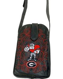 Gameday Boots University of Georgia Crossbody Bag, , hi-res