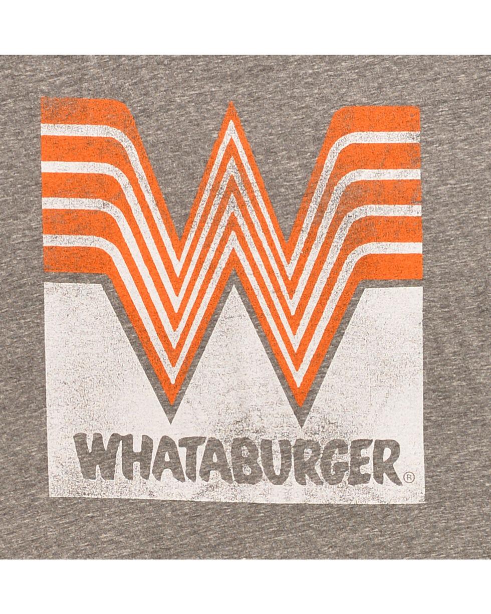 Original Retro Brand Men's Whataburger Tee, Grey, hi-res