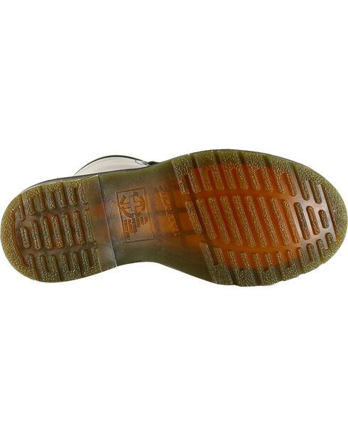Dr. Martens Women's 1460 Material Updates Casual Boots, Purple, hi-res