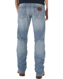 Wrangler Retro Men's Slim Fit Straight Leg Jeans - Big and Tall, , hi-res